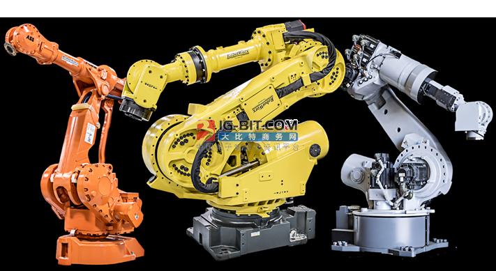 2020年中国工业机器人现状及发展趋势预测