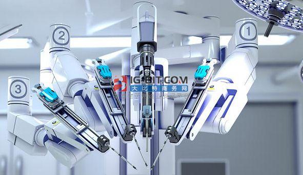 """智慧医疗获关注 助力国产机器人""""出海"""""""