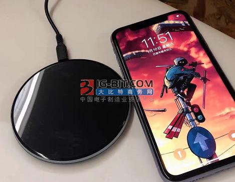 无线充电DuoPad都支持对兼容的三星智能手机
