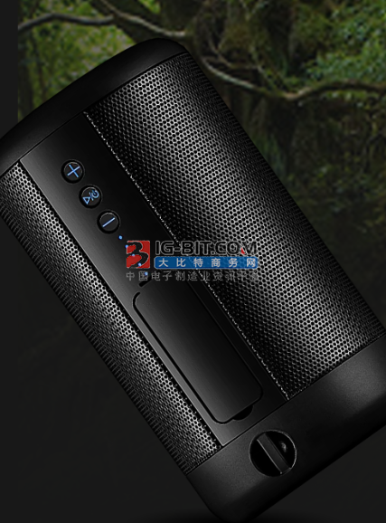 华为AI音箱 2电池版:一碰传音,智能助手,让你想听就听