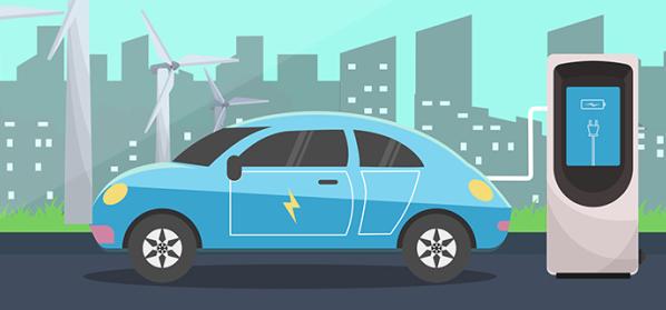 全球首个出租车高功率无线充电在奥斯陆使用捷豹I-Pace