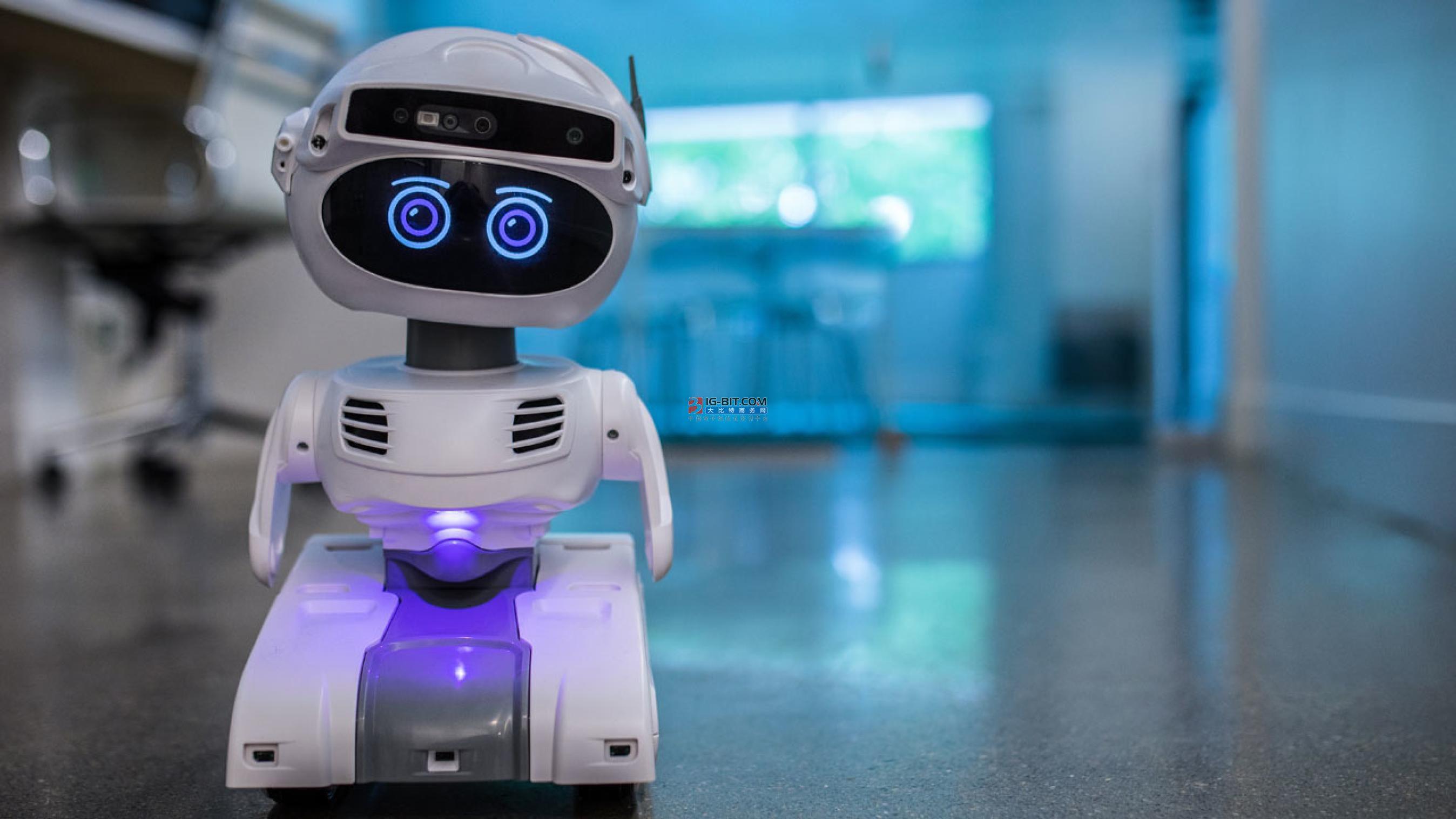 加速实现AI机器人开发,凌华科技联手英特尔推出ROS 2控制器