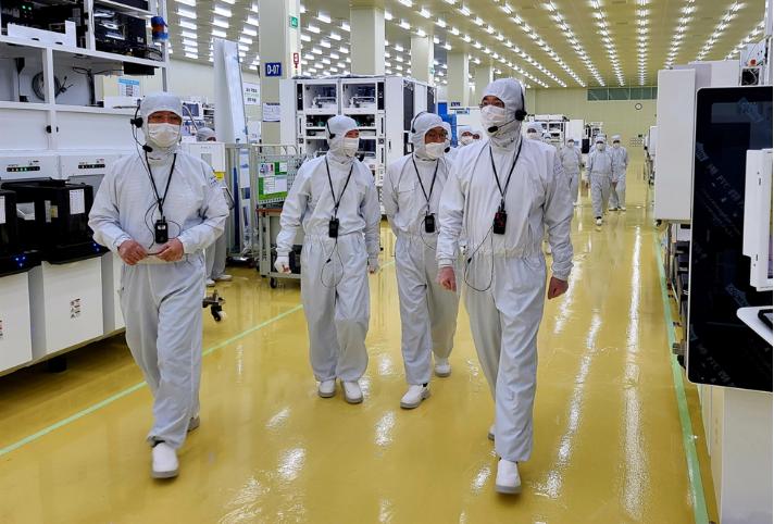 为减少对日本的依赖,三星正引领高科技材料及零部件本土化