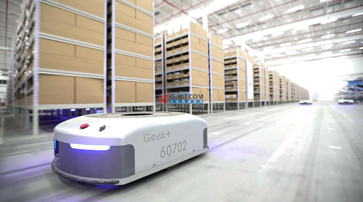 """这家机器人公司如何代表""""中国智造"""",成为全球机器人50强?"""