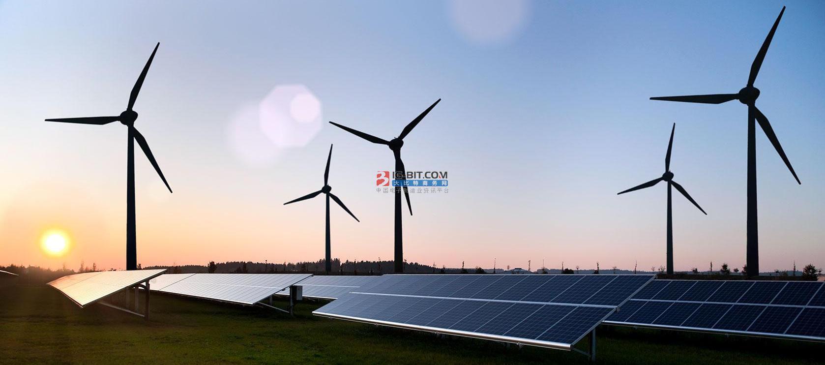 2019年中国可再生能源占全球发电份额10.4%,首超核电