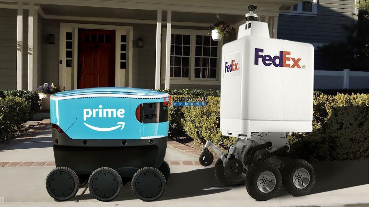 Frost&Sullivan预测,到2025年,用于仓储管理的自动送货机器人市场将达到272亿美元