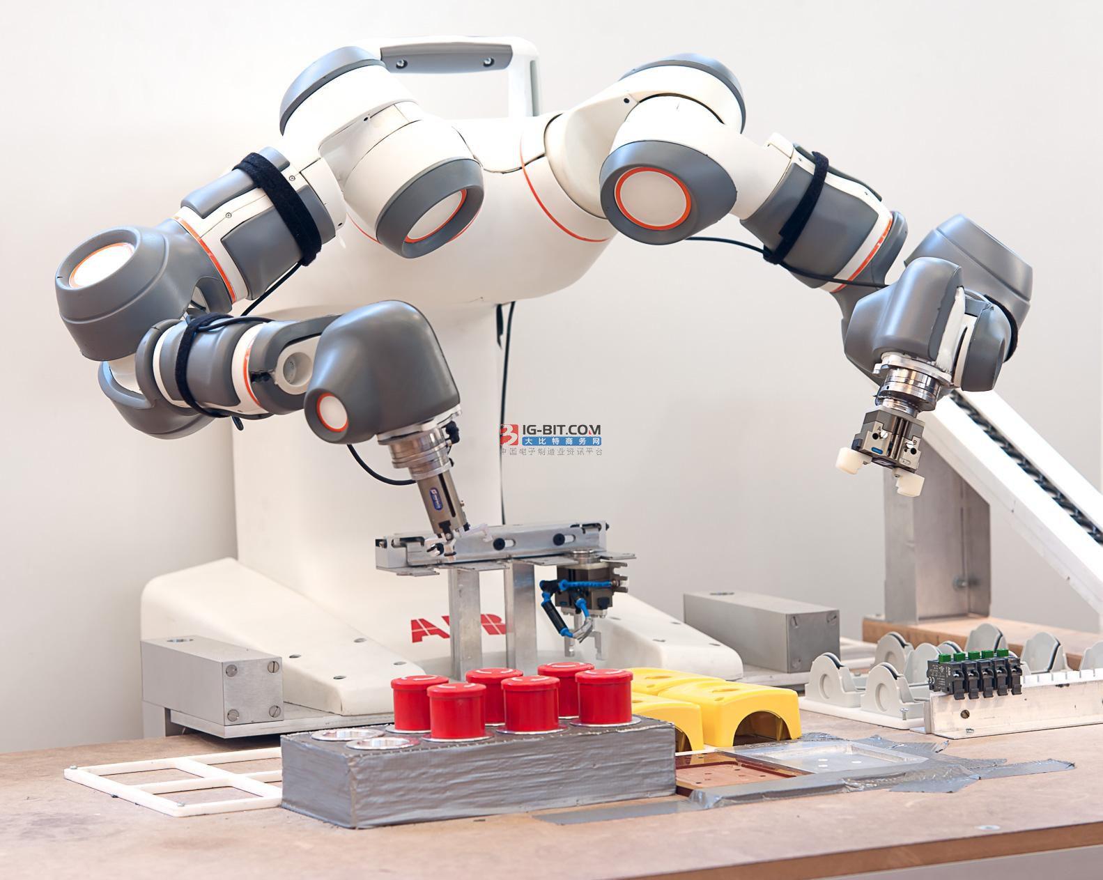 麻省理工学院的新机器人使用UV-C光消毒仓库