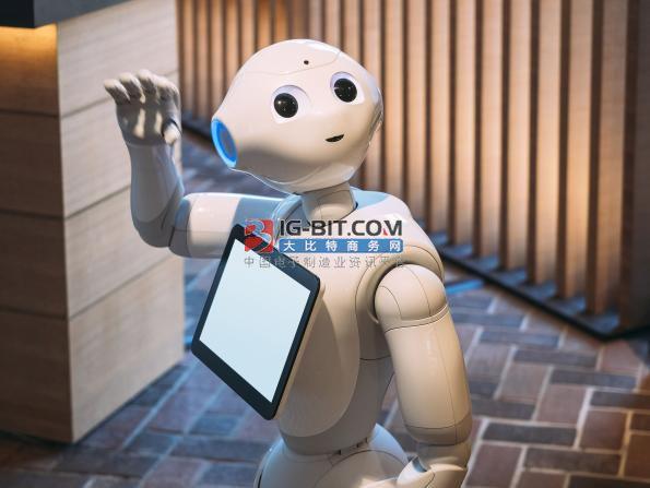 """""""新基建""""下的机器人产业,迎来蓬勃发展的黄金时期"""
