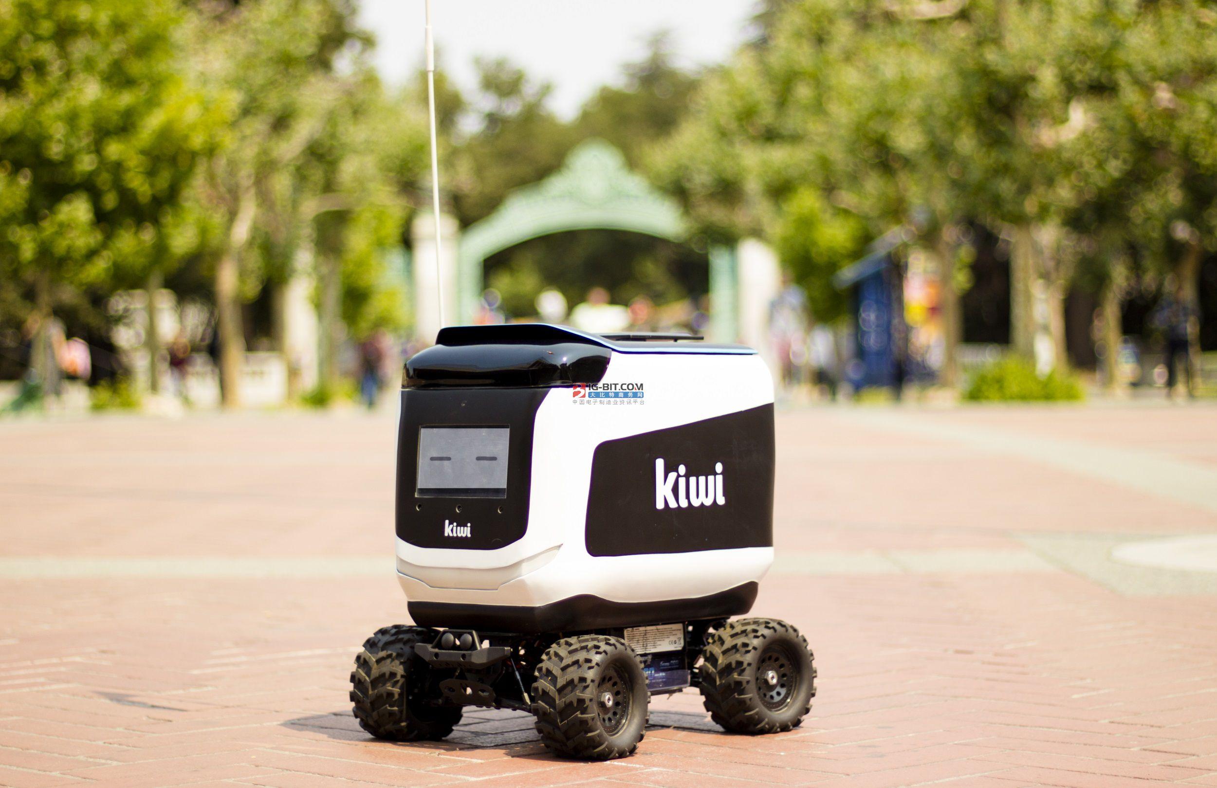 """自动送货机器人疫情间操作新方式,实现""""居家""""操作新常态"""