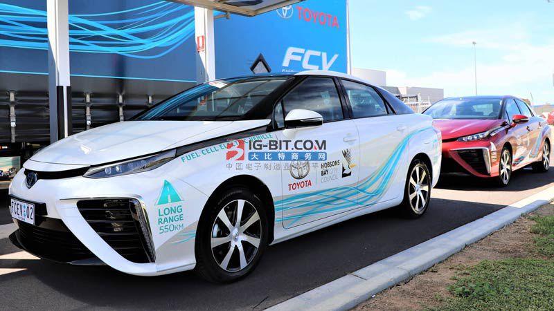 氢燃料电池汽车零部件下一个风口来临?