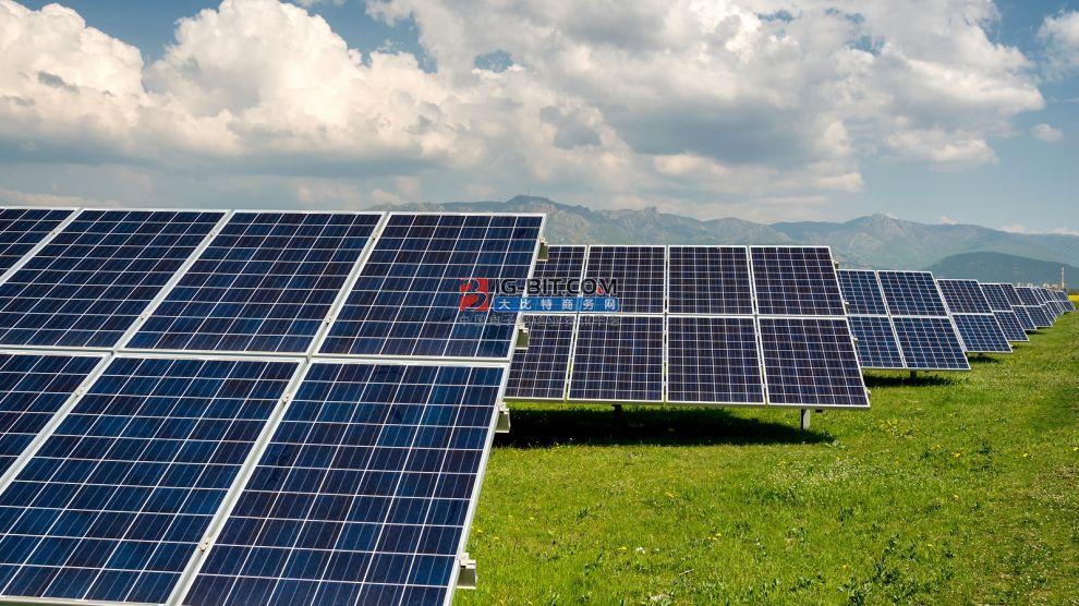 晶科能源向智利大型电站提供126兆瓦组件
