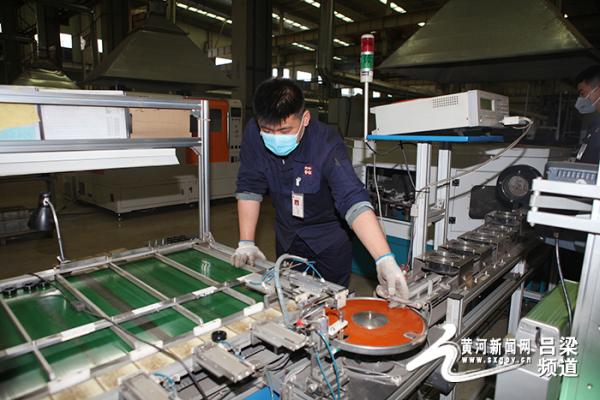 中磁尚善3年发展成为国内金属合金软磁行业排名前三企业