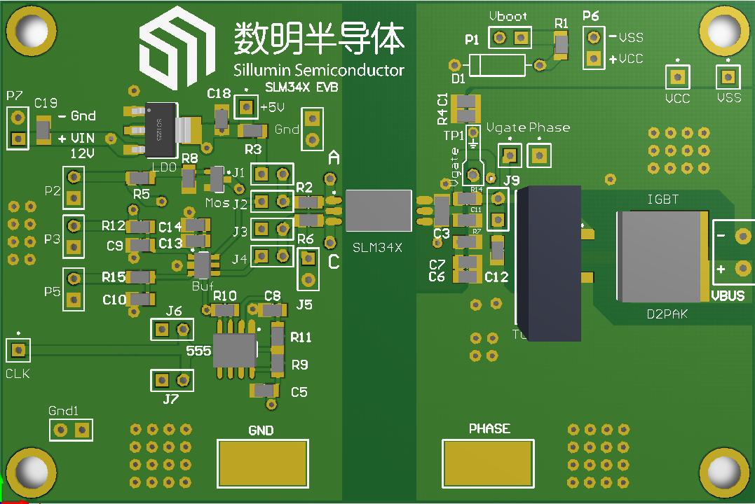 【重磅】上海数明发布国内首款兼容6pin光耦栅极驱动器产品SLM34x系列