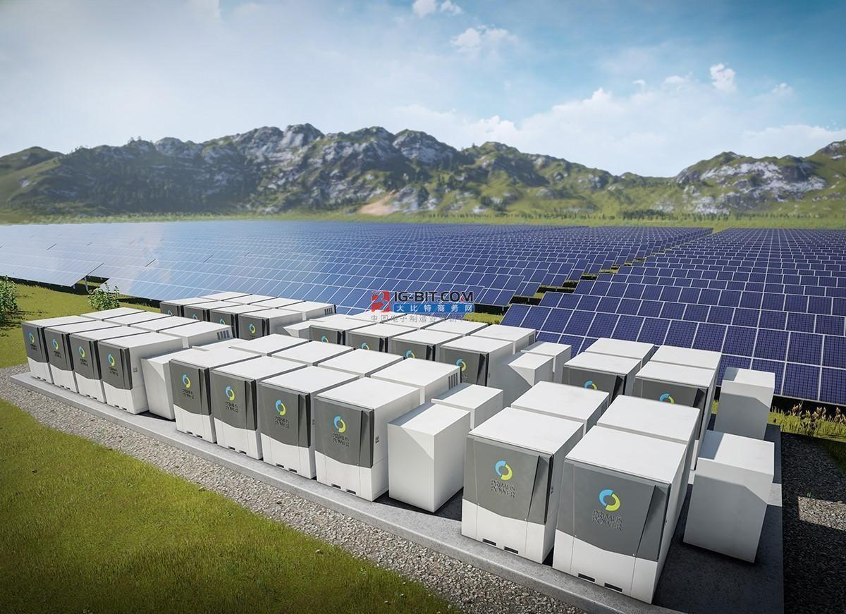 电池储能系统可以为英国的电网调节提供经济有效的选择