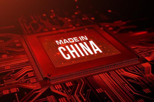 外媒:中国半导体自给率仅10%多一点,但5G设备却拉高了影响力