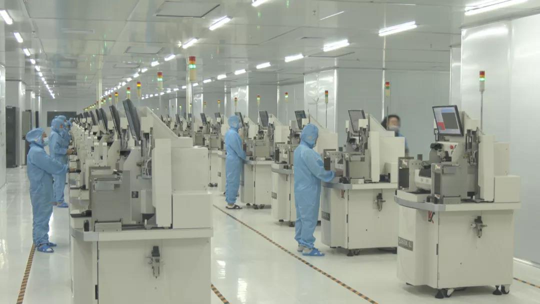 将建设5000条半导体芯片封测生产线,新疆百亿元半导体产业园投产