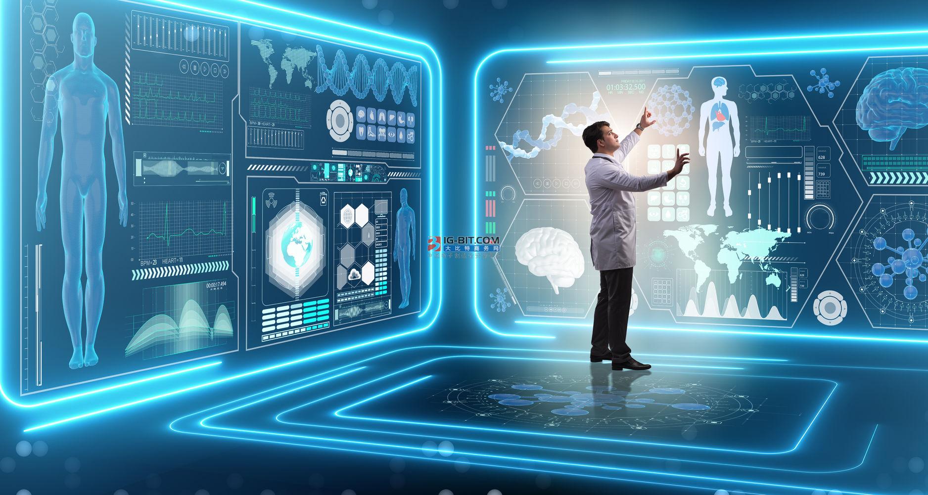 深睿医疗乔昕:浅谈5G、AI的发展与医疗新常态 | 2020世界人工智能大会