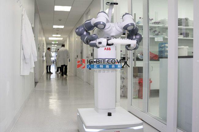 哈工智能将加码新能源汽车和医疗机器人领域
