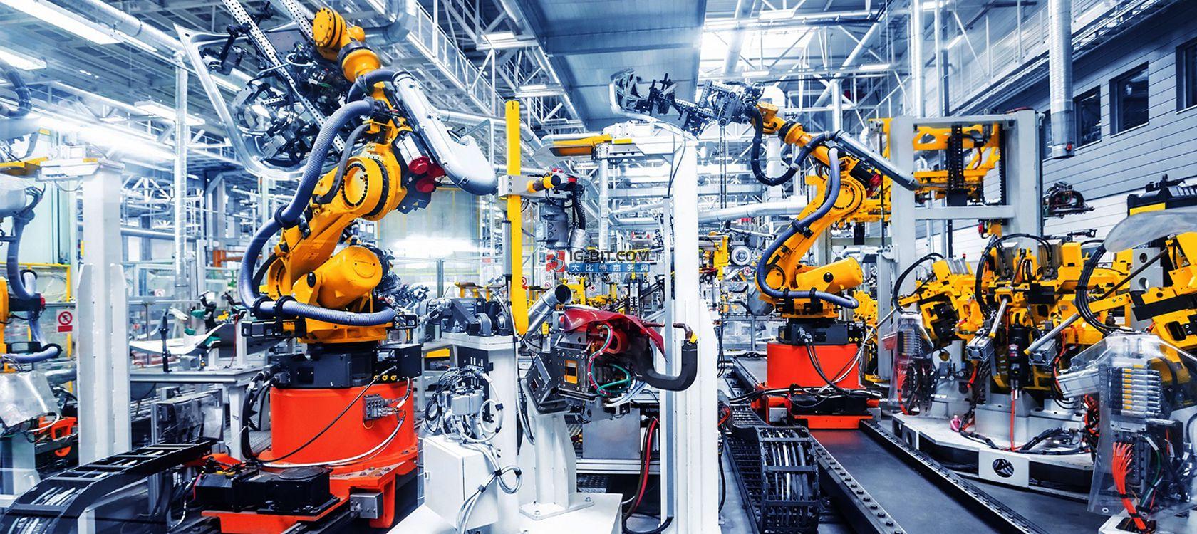后疫情时代,工业自动化加速奔跑