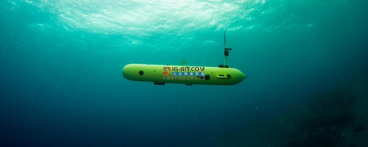 个子不大、潜得深,90后创业研发出多功能水下机器人