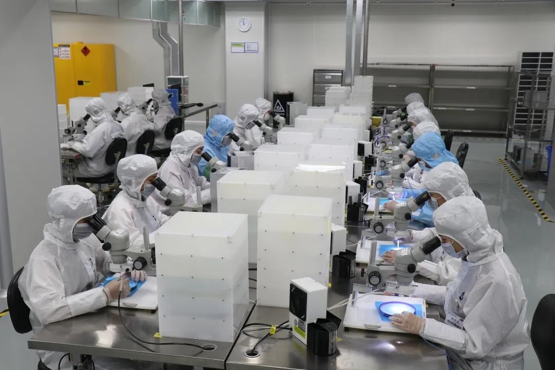 居于国际领先地位,三安光电在化合物半导体领域已拥有2076件专利