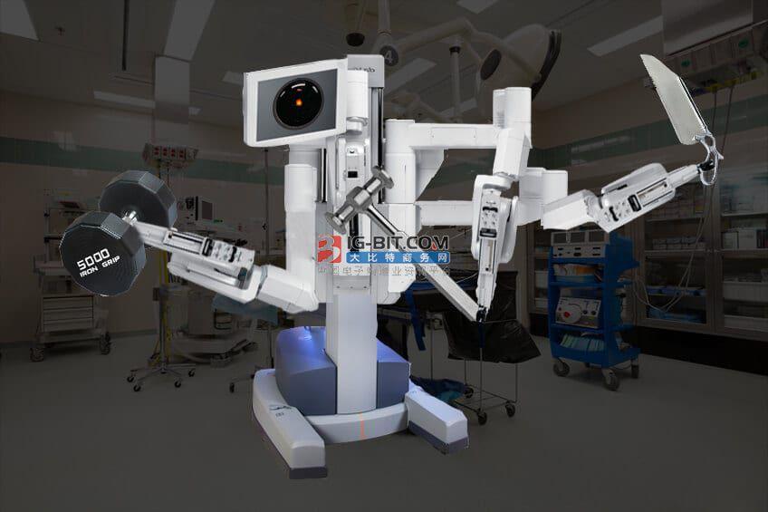 打破国际垄断!首台国产骨科手术机器人登场,在沪完成全膝关节置换术