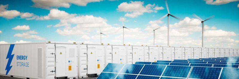 目前美国约有170个装机容量为1MW以上的电池储能系统项目正在运行中