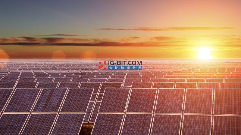 大唐山西陵川光伏發電項目順利實現并網發電