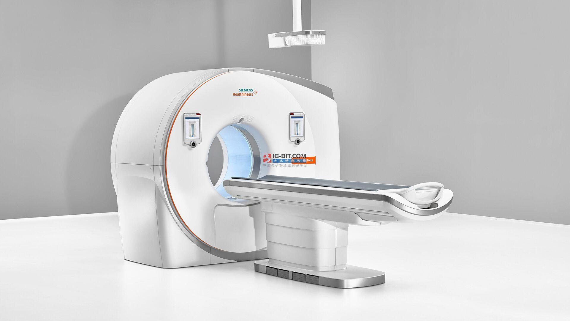 ams高水平CT探测器可提高新冠肺炎诊断效率