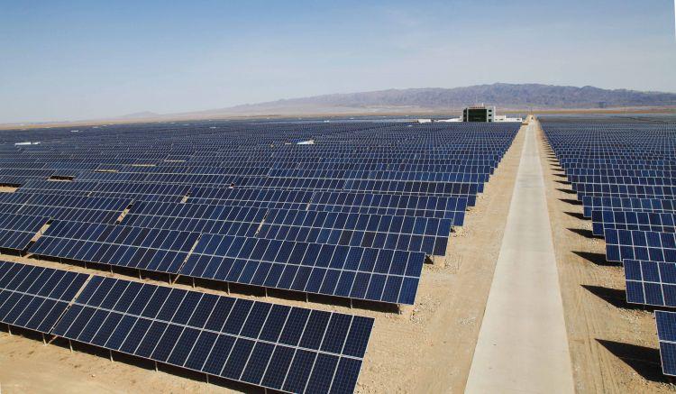 中国两大企业达成战略合作,生态光伏发电成最大看点
