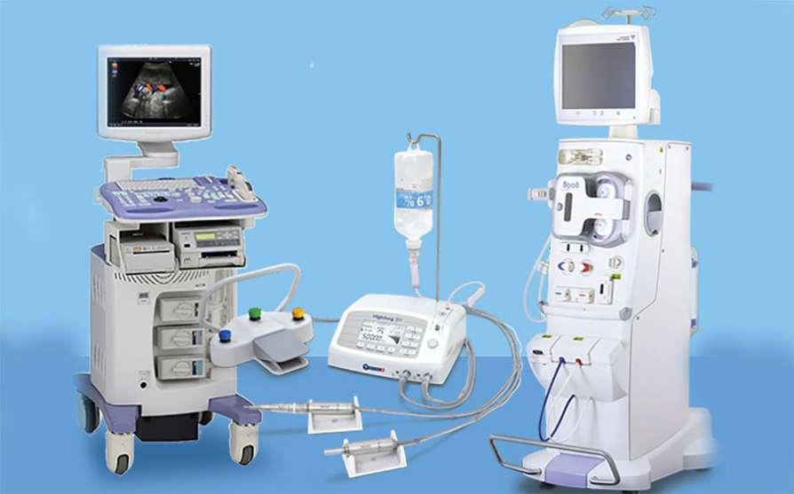 严格控制进口,大批医疗设备只要国产