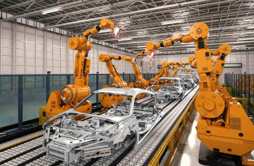 工业机器人竞赛:中国和美国并非赢家,且都存在着严重落后