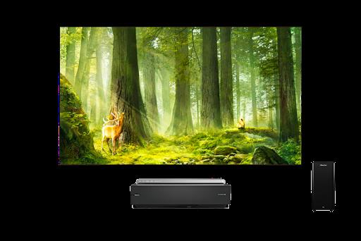 上半年彩电市场数据出炉:激光电视成唯一正增长品类