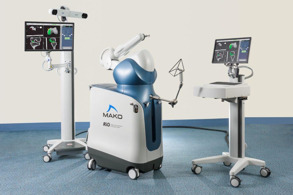 機器人醫生顯身手