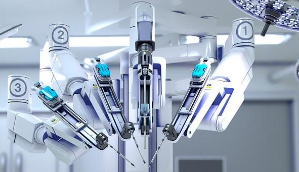 我国医疗机器人产业发展特征分析