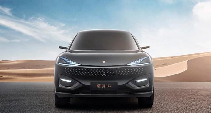 6款新能源車型同時面市,恒大造車究竟靠不靠譜?