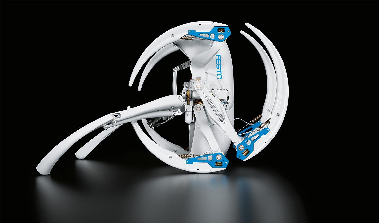 仿生科技成为机器人技术发展最快的领域之一