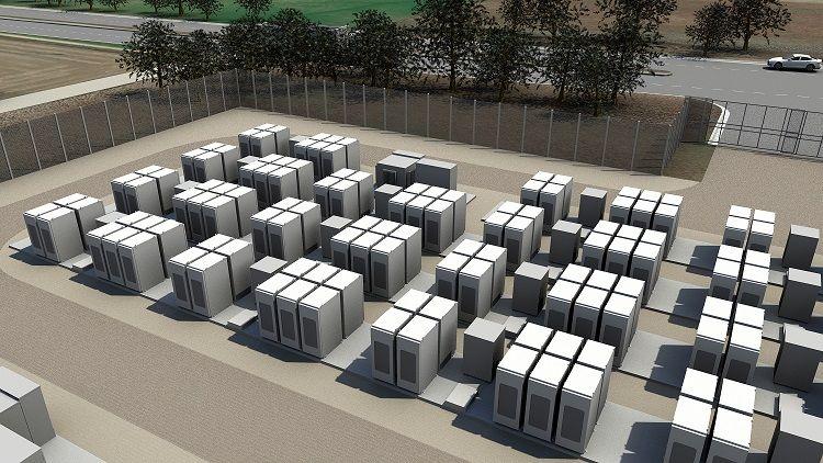 加拿大阿尔伯塔省首个电网级电池储能项目即将上线