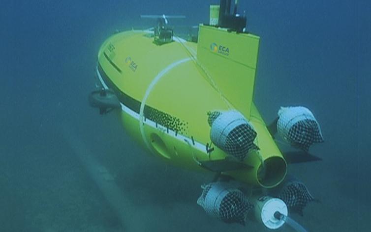仿生鲨鱼、水下搜救机器人将亮相服贸会