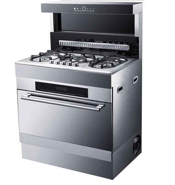 方太发布集成烹饪中心Ⅱ代   五样电器于一体只占厨房一米空间