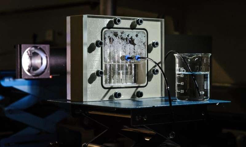 最具有潜力的太阳能辅助技术,荷兰研发光电电解电池与光伏电解