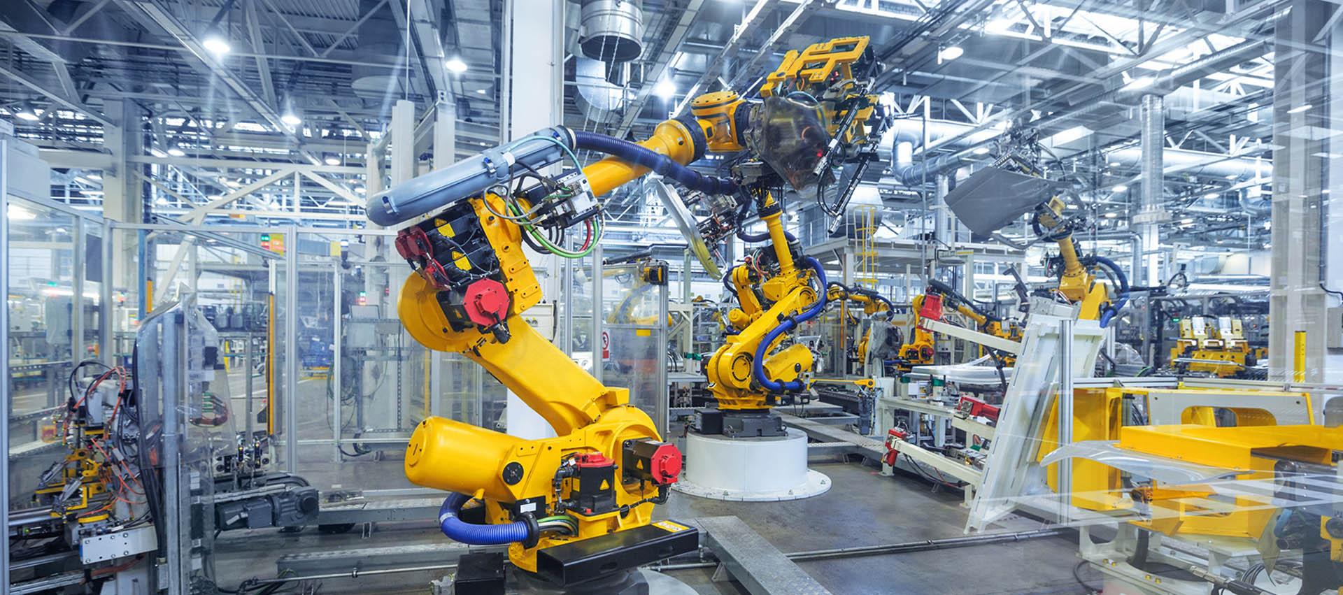 日歐的機器人技術領先于中國大陸?