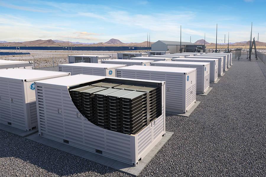 Masdar开展首个在美太阳能收购项目,包含电池储能系统