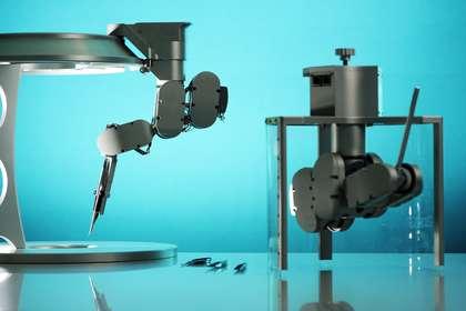 哈佛大学和索尼打造了一款受折纸启发的微型手术机器人