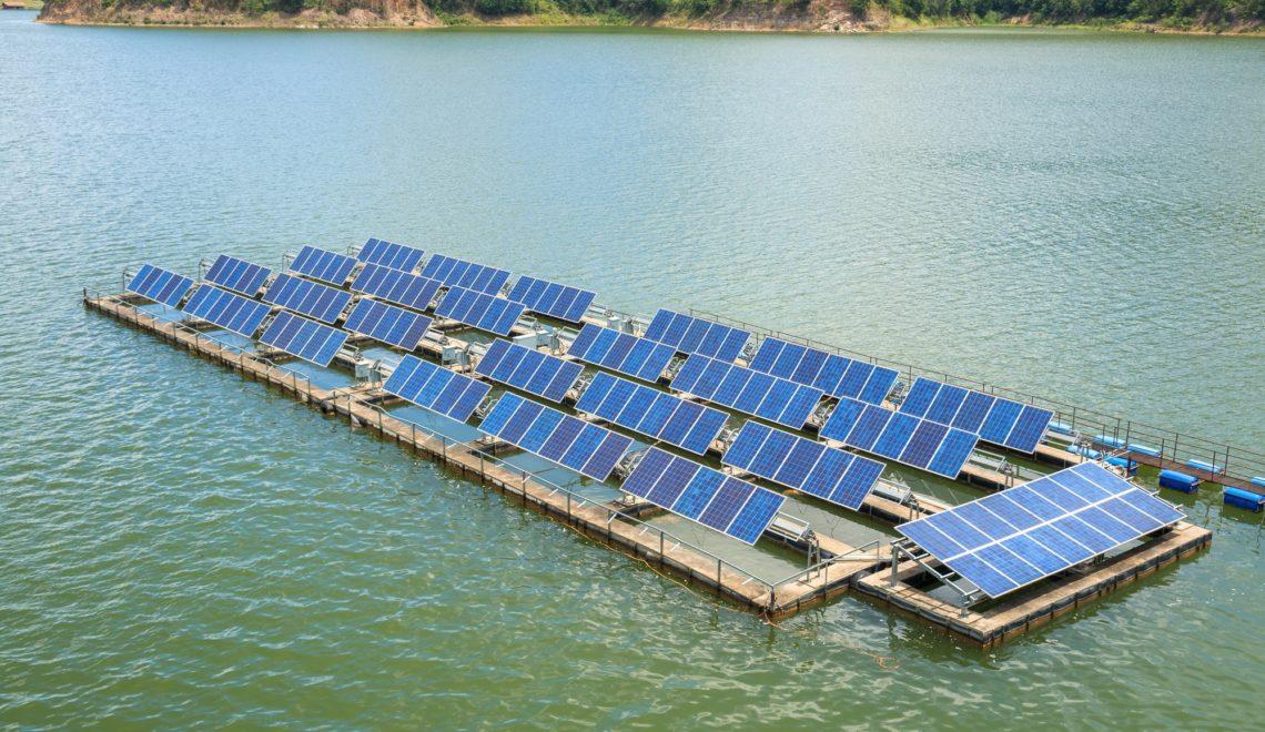 印度漂浮式太阳能发电市场活跃度正在提升