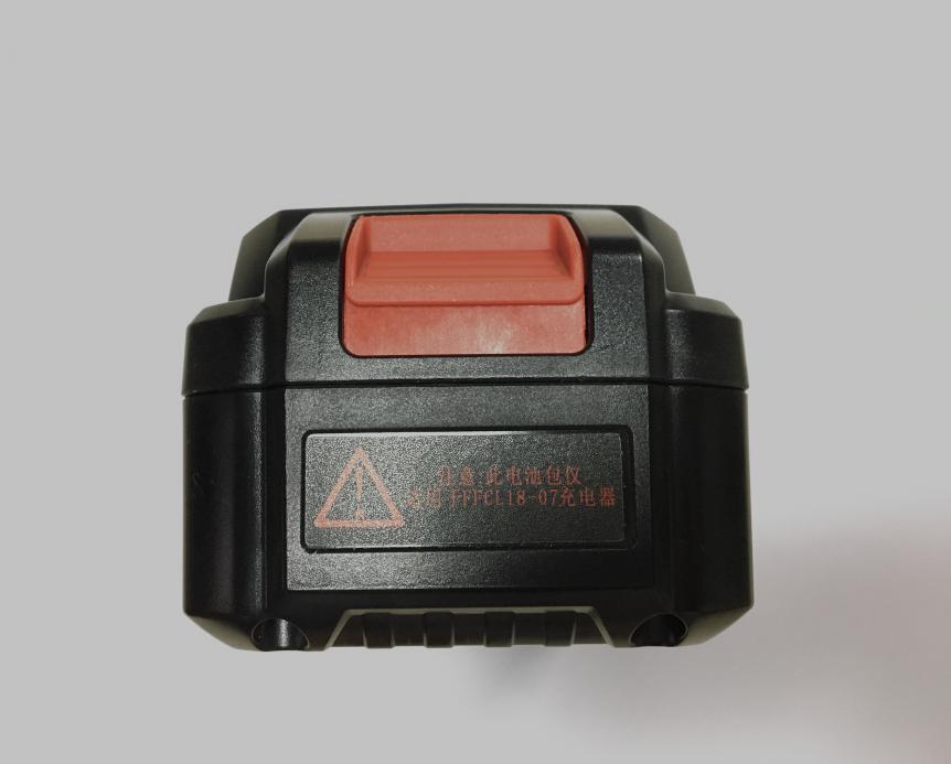产品使用提示:此电池包仅适用于FFCL18-07充电器