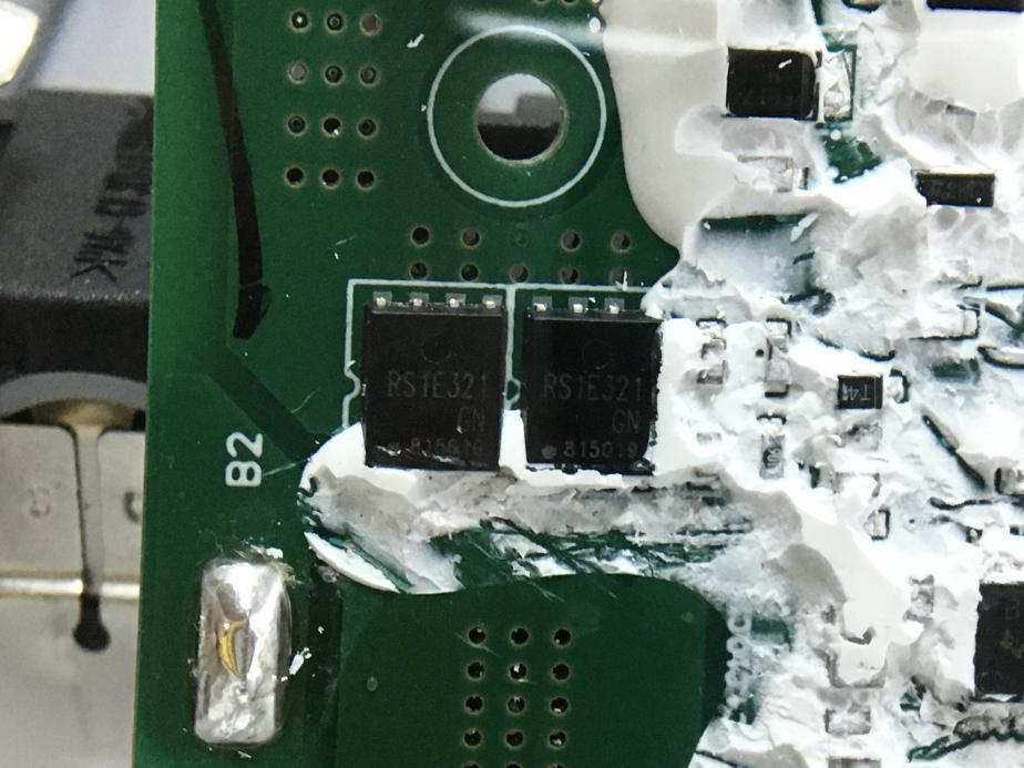 (ROHM Semiconductor)RS1E321GN