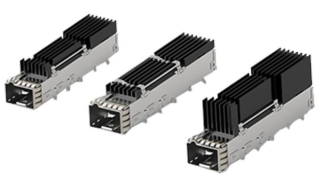 支持数据速率高达28 Gbps NRZ和56 Gbps PAM-4