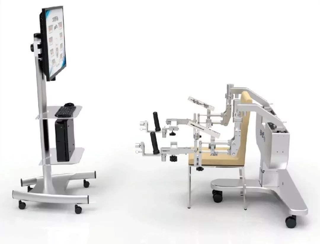 埃斯顿康复机器人:Burt上肢康复机器人取得医疗器械注册证!