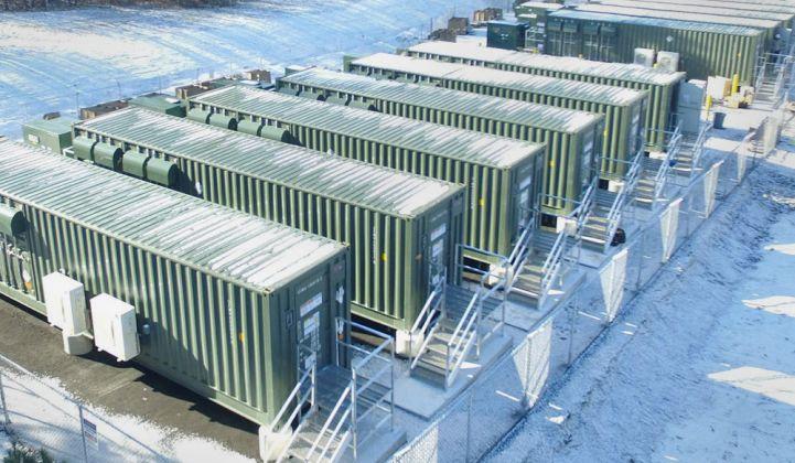 巴西将新建一5MW/10MWh电池储能系统